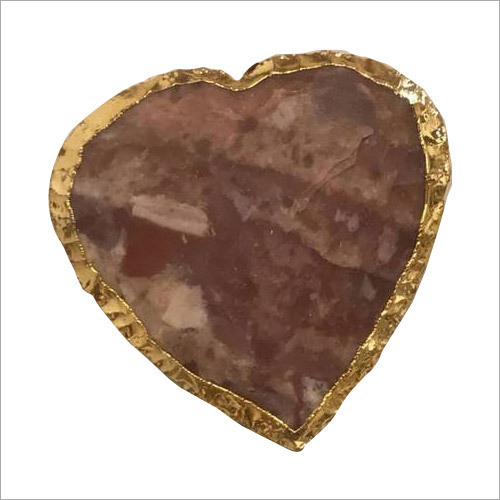 Agate Natural Heart
