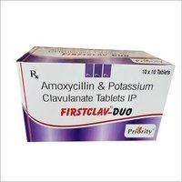 Amoxicillin 875 MG + Clavulanic Acid 125 MG