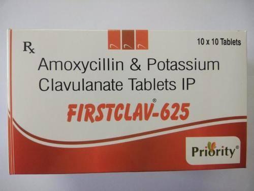 Amoxicillin 500 MG + Clavulanic Acid 125 MG
