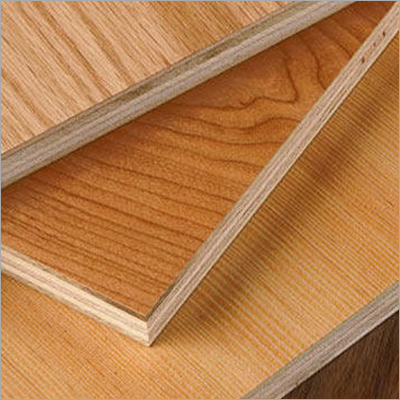 Plain Wooden Plywood