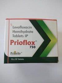 Levofloxacin 750 MG