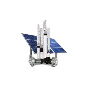 DC Solar Submersible Pump