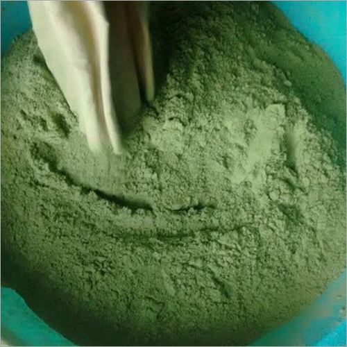 Dried Wheatgrass Powder