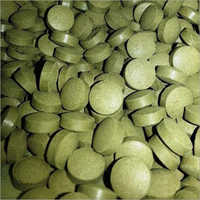 Organic Wheatgrass Tablet