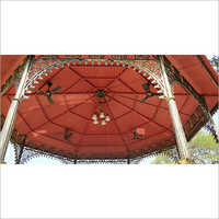 Gazebo Bottom View