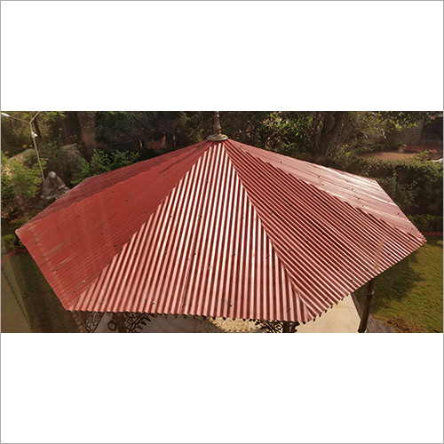 Gazebo Fibre Sheet Roof