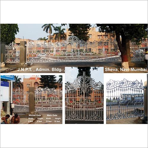 JNPT Admin Gate B