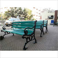 Rani Bench with FRP Green