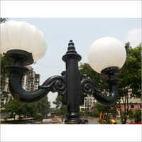 Bracket for Lamp Post