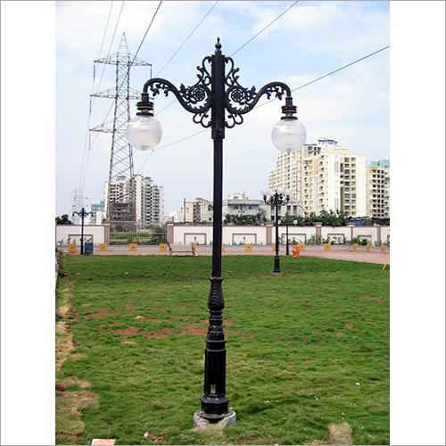 Cast Iron Lamp Post