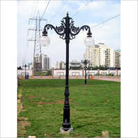 Cast Iron Lamp Post