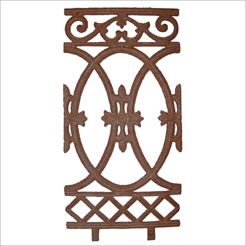 Cast Iron Grill / Baluster