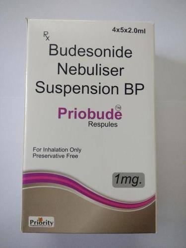Budesonide 1 MG Respules