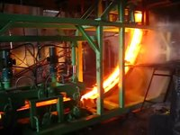 Steel Billet Continuous Casting Machine