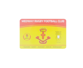 Customized RFID Plastic Membership Card Loyalty Type With 13.56 MHz Frequency