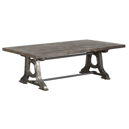 Cast Heavy Industrial Dining Table