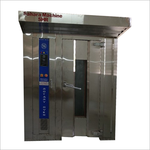 Rotary Oven Bakery Machine