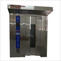 Rotary Oven Bakery Machine