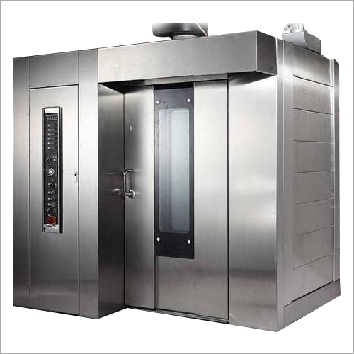 SS Rotary Rack Oven
