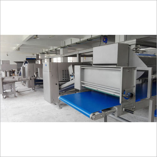 Puff bakery Pastry Making Machine