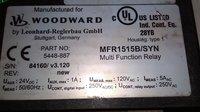 WOODWARD HMI 5448-887