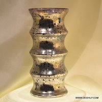 Ring Shape Silver Candle Holder