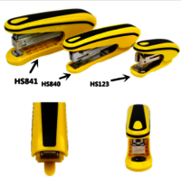 Cute mini staplers fashion colour-HS841 | HUISHENG