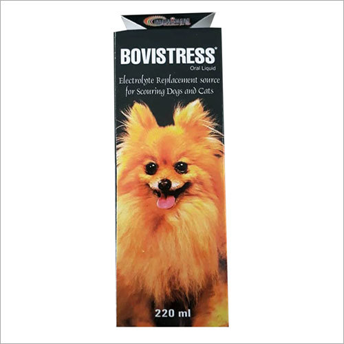 Bovistress Oral Liquid