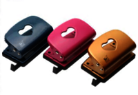 Puncher Paper Design Craft Custom Two Logo Hole Punch Set