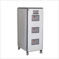 Air Cool Servo Voltage Stabilizer