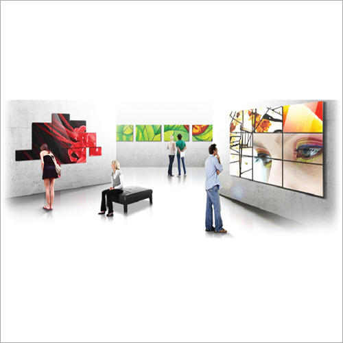 Large Format Wall Panel LED Display