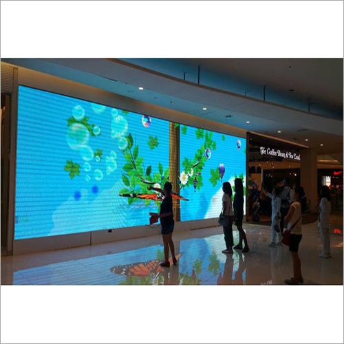 Indoor Wall Panel LED Display