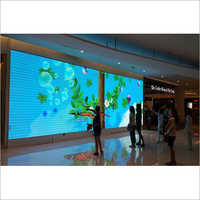 Indoor Wall Panel LED Display