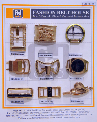 Buckles For Shoe