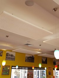 Acoustic 50mm Cloud Ceiling Tiles