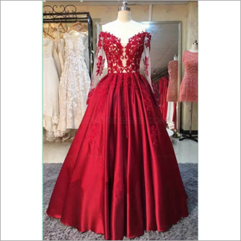 Ladies Designer Gown