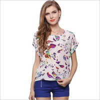 Ladies Digital Printed Top