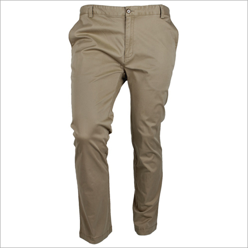 Men Slim Fit Trouser