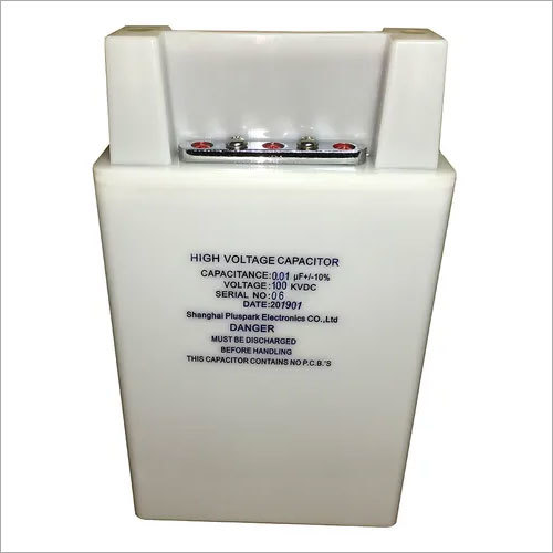 High Voltage Capacitor 100kV 0.01uF,Capacitor 100kV 10nF