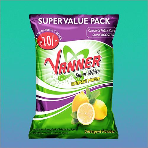 Super White Detergent Powder
