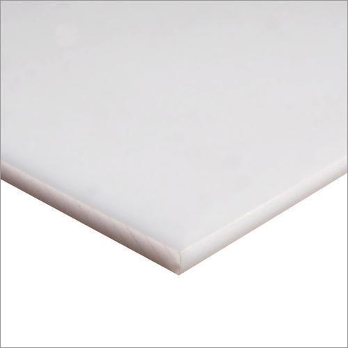 White HDPE Sheet