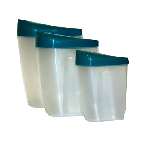 3 In 1 Plastic Container Set