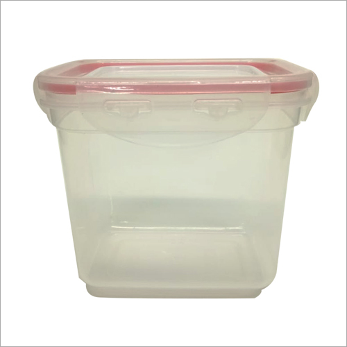 Plastic Airtight Container With 4 Side Lock