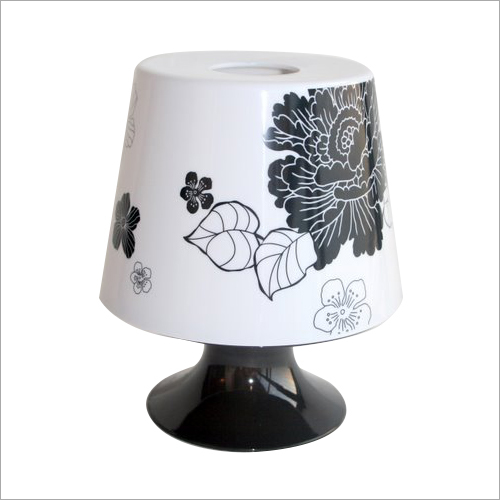 Printed Shade Table Lamp