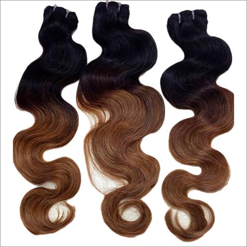 Ombre Coloured Hair