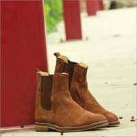Brown Mens Boot