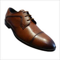 Mens Plain Leather Formal Shoes