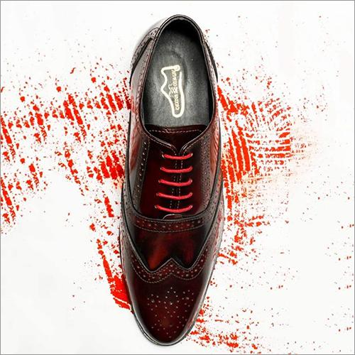 Mens Designer Leather Formal Shoes