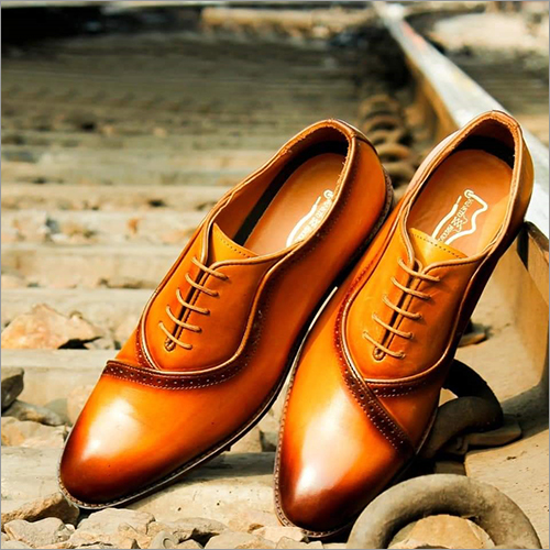 Men Stylish Leather Formal Shoes