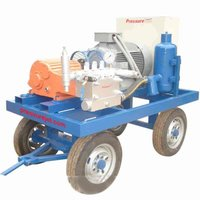 10000 PSI Hydro Blasting Machine